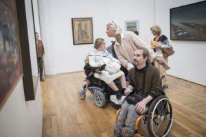 Décloisonner le monde des personnes avec un handicap